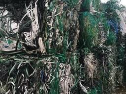 Продам отходы бандажной ленты с металлическими включениями