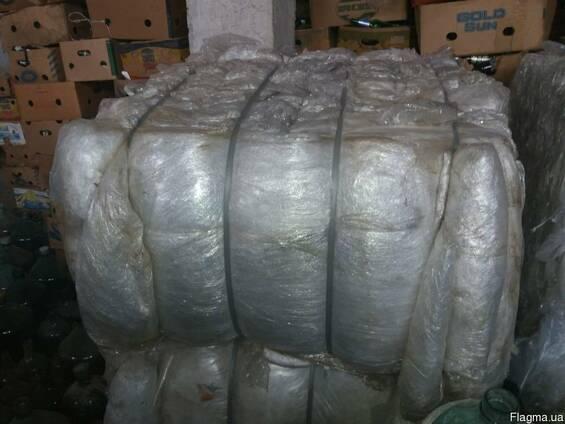 Продам отходы полиэтилена и стрейч-пленки, б\у пэт