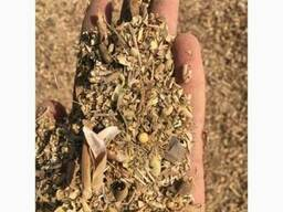 Продам отходы сои 40 т. Херсонская область