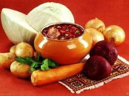 Продам овощи борщевого набора оптом