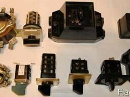 ПП 3х60/Н2, ПВ 3х16А, ПМОФ-45, ПКУ 3х11М, ГПП 3х100/Н2