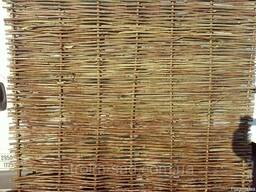 Продам паркан плетений з ліщини