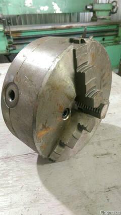 Продам патрон диаметр 200мм, польский 3х кулачковый, Новый,
