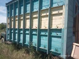 Продам пчелопавильон с пчелами на 56 семей