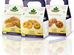 Продам Печенье с фундуком Canestrelli - итальянское органиче