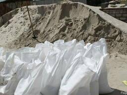 Продам песок в мешках по 50кг