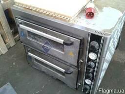 Продам пицца печь бу на 2 яруса SGS PO 6262 DE