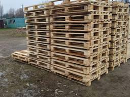 Поддон деревянный 1000*1200