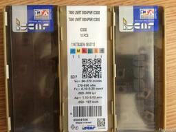 Продам пластины твердосплавные ISCAR T490 LNMT 0804PNR IC808