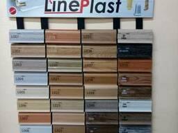 Продам плинтус пластиковый Line Plast