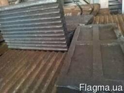 Продам плита дробильна СМД-115, щока нерухома СМД-115