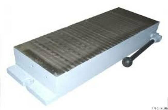 Продам плиту магнитную 630х200 НОВУЮ к шлифовальным станкам