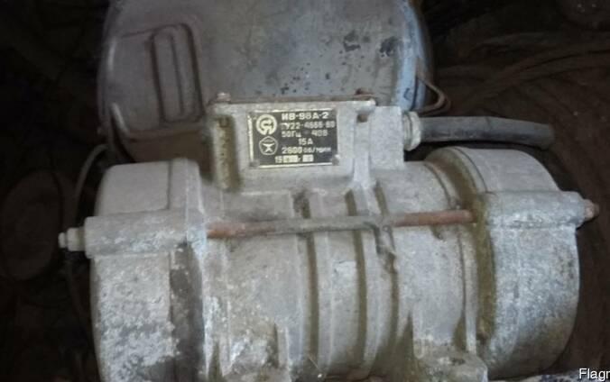 Продам площадочные вибраторы ИВ-98А-2, ИВ-104-2