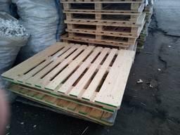 Продам поддоны деревянные (1100*1300 ) 40грн/шт. с НДС
