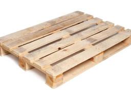 Продам поддоны деревянные 1200х800, 1200х1000