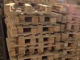 Продам поддоны деревянные.