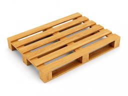 Продам поддоны деревянные нестандартных размеров