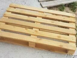 Постоянно закупаем деревянные поддоны (новые и б/у)