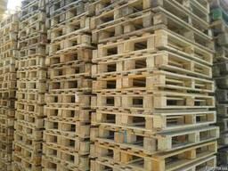 Продам поддоны паллеты деревяные б/у Одесса