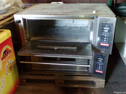 Продам подовую печь буzanolli polis для ресторана пекарни