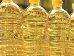 Продам подсолнечное рафинированное масло оптом на Экспорт