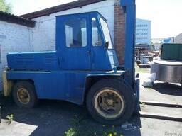 Продам погрузчик на базе ГАЗ-52