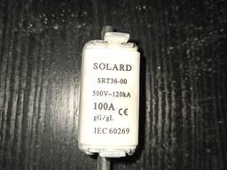 Продам предохранитель (плавкая вставка) NT00 (SRT36-00-160) 100А