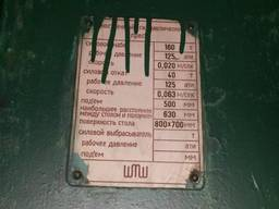 Продам пресс гидравлический П6332, PYE160 ус. 160тн.