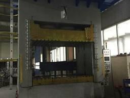 Продам пресс гидравлика 2017 год усилие 650 тон Стол 2150х16