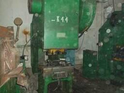 Продам пресс кривошипный КД2128, усилием 63т