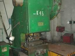 Продам пресс кривошипный КД2128Е, усилием 63т