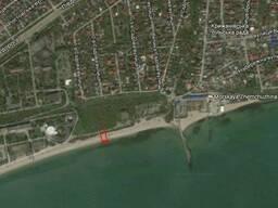 Продам прибережный участок под строительство в Крыжановке