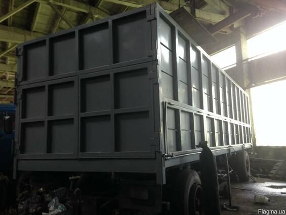 Продам прицеп зерновоз к грузовому автомобилю