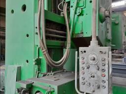 Продам продольно-фрезерный , 4000мм. , четырехголовый станок длина стола 4 000 мм.