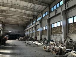 Продам производственно-складскую базу в Крыму, Бахчисарай