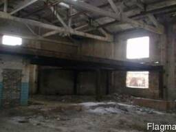 Продам производственное помещение (цех) 1038 кв.м. Капитальн