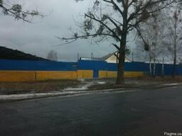 Продам производственную базу Ровенская обл. пос. Рокитне.