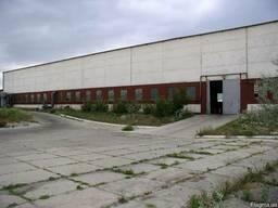 Продам производственный комплекс 26184 кв.м на берегу моря.