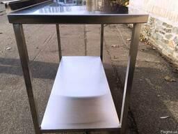 Продам производственный стол из нержавеющей стали 1,2 м