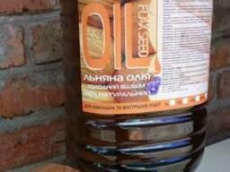Льняне масло Frost (фрост) антисептик деревини, просочення д