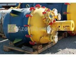 Продам реактор эмалированный 1м3