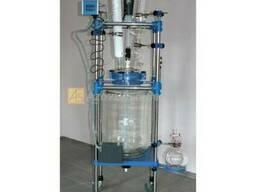Продам реактор стеклянный 50л