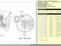 Ремкомплект гидронасоса Kawasaki