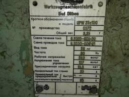 Продам резьбонакатной станок UPW25