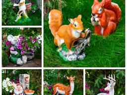 Продам садово-парковые фигуры. Садовые фигурки для дома и да