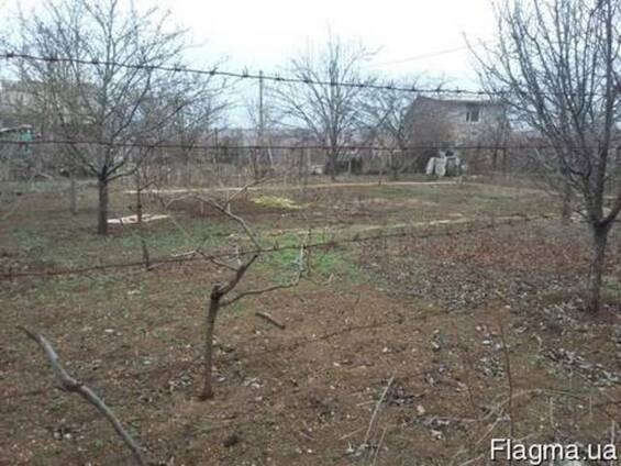 """Продам садовый участок 4 сот на Сапун-горе в СТ """"Импульс""""."""