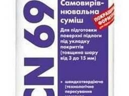 Продам самовыравнивающую смесь Ceresit CN69.