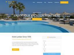 Продам сайт для отеля, гостиницы, базы отдыха