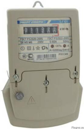 Продам счетчики электроэнергии бытовые Энергомера СЕ101.