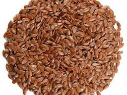 Продам в розницу семена льна недорого. качество супер .